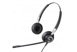 Проводная гарнитура Jabra BIZ 2400 II Duo IP, Широкополосный звук (QD), Тип: 82 E-STD