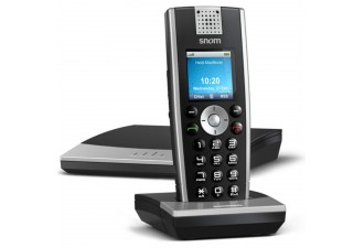 DECT комплект Snom C50 with m9r base stat