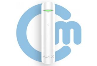 AJAX GlassProtect White (Датчик разбития стекла, белый)