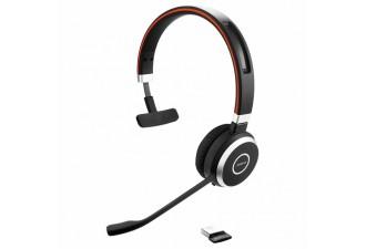 Bluetooth гарнитура Jabra EVOLVE 65 UC Mono