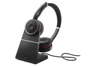 Bluetooth-гарнитура Jabra Evolve 75 Stereo MS