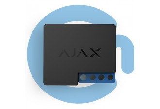 AJAX WallSwitch (Реле для дистанционного управления бытовыми приборами)