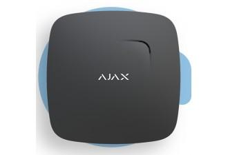 AJAX FireProtect Black (Датчик дыма с температурным сенсором, чёрный)