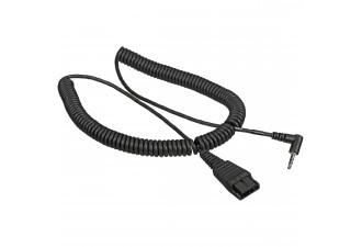 Jabra шнур QD на 2.5 мм.
