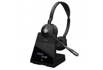 Беспроводная гарнитура DECT Jabra Engage 65 Stereo, EMEA