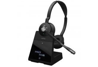 Беспроводная гарнитура DECT Jabra Engage 75 Stereo, EMEA