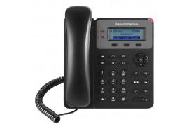 <h1>Grandstream GXP1610 (без POE) - IP телефон. 1 SIP аккаунт, 2 линии, нет подсветки экрана</h1>