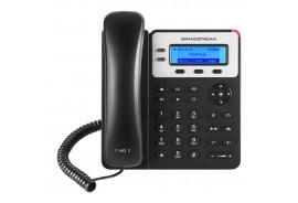 Grandstream GXP1625 - IP телефон. 2 SIP аккаунта, 2 линии, есть подсветка экрана, PoE