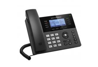 Grandstream GXP1780 - IP телефон. 4 SIP аккаунта, 8 линий, PoE, 32 virtualBLF