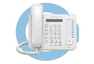 Телефон системный Panasonic KX-DT521RU (Телефон системный)
