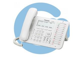 Телефон системный Panasonic KX-DT546RU (Телефон системный)