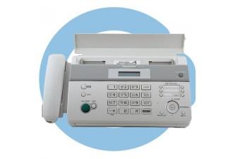 Факсимильный аппарат Panasonic KX-FT982RUB