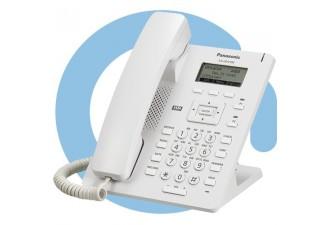 Проводной SIP телефон Panasonic KX-HDV100RU (БП в комплекте, PoE нет, HUB нет)