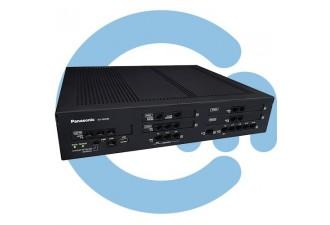 Базовый блок Panasonic KX-NS500RU (6 внешних/16 внутренних аналоговых линий+ 2 цифровых, DISA 2ch)