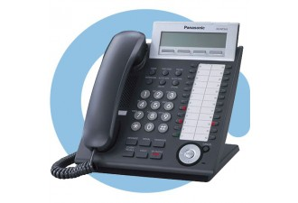 Телефон системный IP Panasonic KX-NT343RU-B
