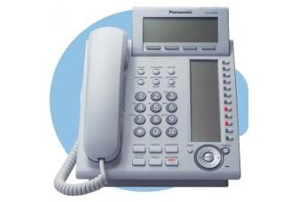 Телефон системный IP Panasonic KX-NT366RU