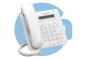 Телефон системный IP Panasonic KX-NT511ARUB (только от БП, БП в комплекте, HUB есть)