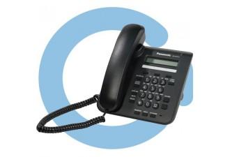 Телефон системный IP Panasonic KX-NT511PRUB (PoE only)