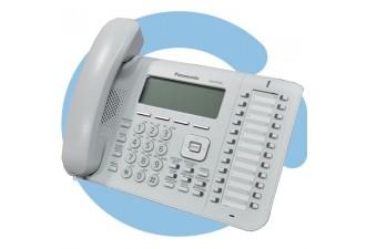 Телефон системный IP Panasonic KX-NT546RU (Телефон системный IP проводной)