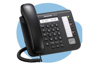 Телефон системный IP Panasonic KX-NT551RU (IP TELEPHONE)