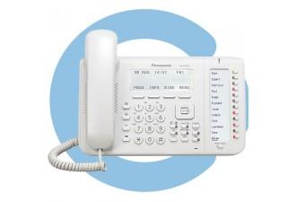 Телефон системный IP Panasonic KX-NT556RU (Телефон системный IP проводной)
