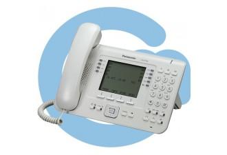 Телефон системный IP Panasonic KX-NT560RU (Телефон системный IP проводной)