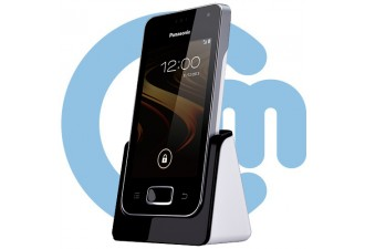 Телефон DECT Panasonic KX-PRX120RUW (снят)