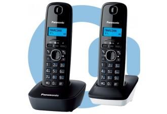 Телефон DECT Panasonic KX-TG1612RU