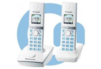 Телефон DECT Panasonic KX-TG8052RU