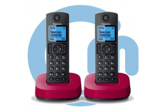 Телефон DECT Panasonic KX-TGC312RU