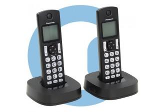 Телефон DECT Panasonic KX-TGC322RU