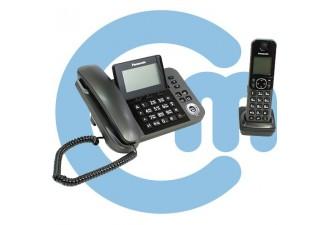 Телефон DECT Panasonic KX-TGF310RU