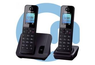 Телефон DECT Panasonic KX-TGH212RU