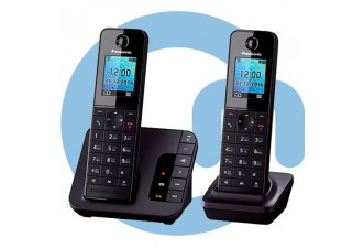 Телефон DECT Panasonic KX-TGH222RU