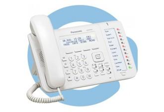 Телефон системный IP Panasonic KX-NT553RU (Телефон системный IP проводной)