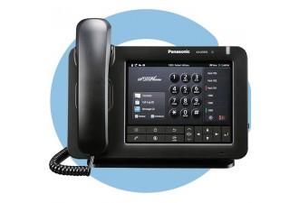 Проводной SIP телефон Panasonic KX-UT670RU (SIP телефон)