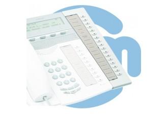 Key Panel Unit, Light Grey (Дополнительная клавишная панель для системных телефонов, светло-серая)