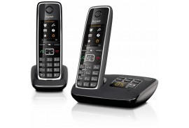 Телефон DECT Gigaset C530 A DUO