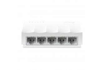 5-портовый 10/100 Мбит/с настольный коммутатор LS1005