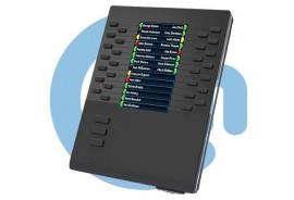 Дополнительная клавишная паавпавпнель для проводных телефонов MITEL AASTRA M685i KPU (16 keys with LED) up to 3 stackabl5
