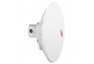 Точка доступа MikroTik DynaDish 5 with 25dBi 5GHz 8 degree antenna with Dual Chain 802.11ac wireless, 720MHz CPU, 128MB RAM, Gigabit Ethernet, POE, PSU, pole mount, RouterOS L3