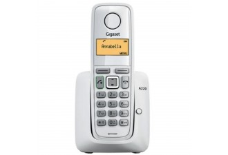 Телефон DECT Gigaset A220 WHITE