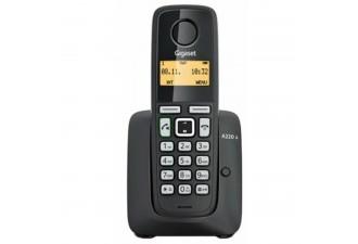 Телефон DECT Gigaset A220A Black
