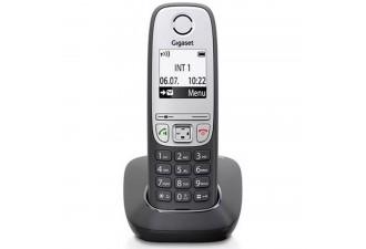 Телефон DECT Gigaset A415 Black