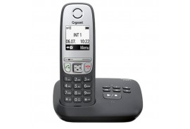 Телефон DECT Gigaset A415A Black