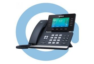 SIP-T54S, 16 аккаунтов, Bluetooth, USB, GigE, без БП