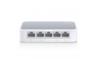 5-портовый 10/100 Мбит/с настольный коммутатор TL-SF1005D