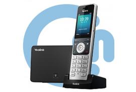 W56P Беспроводной IP DECT телефон (трубка+база)