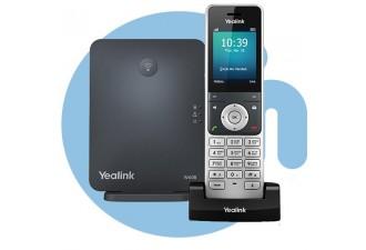 W60P Беспроводной телефон DECT (база+трубка)