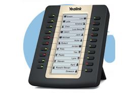 EXP20 Модуль расширения для телефонов SIP-T27P, SIP-T29G